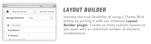 Barely Corporate Responsive WordPress Theme - 9