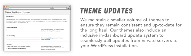 Barely Corporate Responsive WordPress Theme - 6