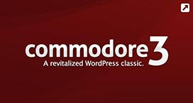 Commodore WordPress Theme